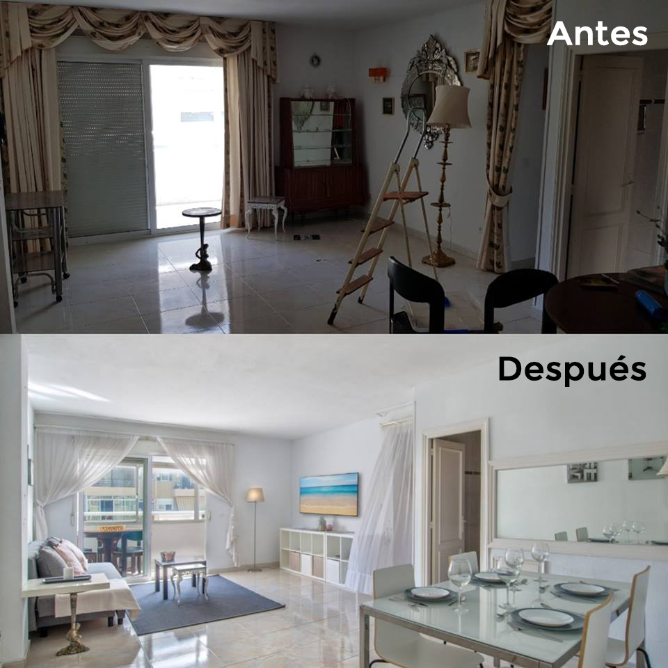 Home Staging en la Costa del Sol