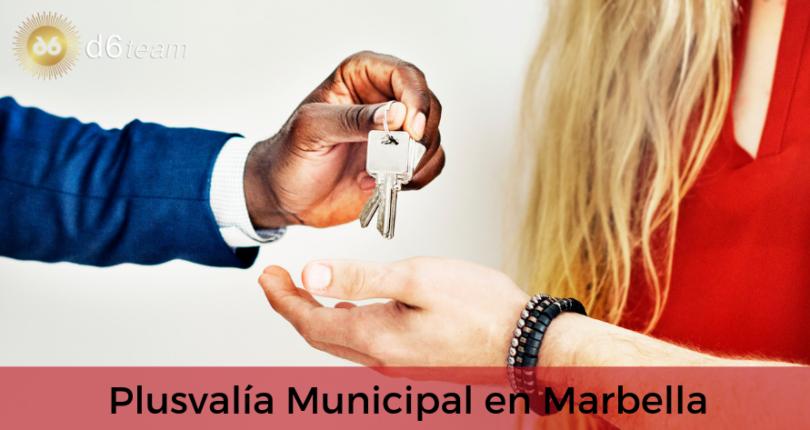 Cómo calcular la Plusvalía Municipal en Marbella