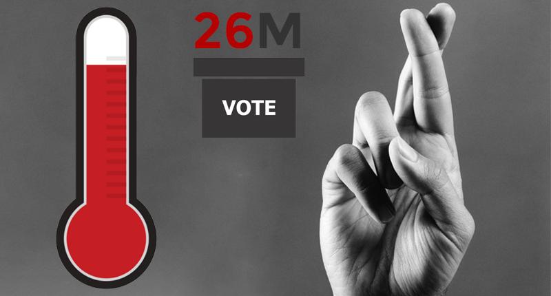 El promesódromo en vivienda de los candidatos a la alcaldía de Málaga