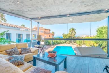 Vivienda costa del sol con piscina