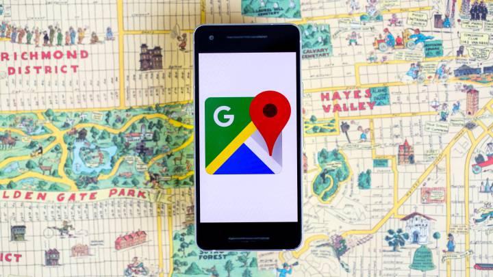 ¡Posicionate en (Google) map!