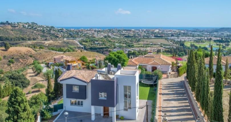 El precio de la vivienda en Mijas, ¿comienza a bajar?
